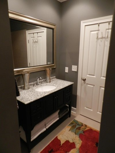 5 diy bathroom remodeling projects for your budget for Diy bathroom ideas on a budget