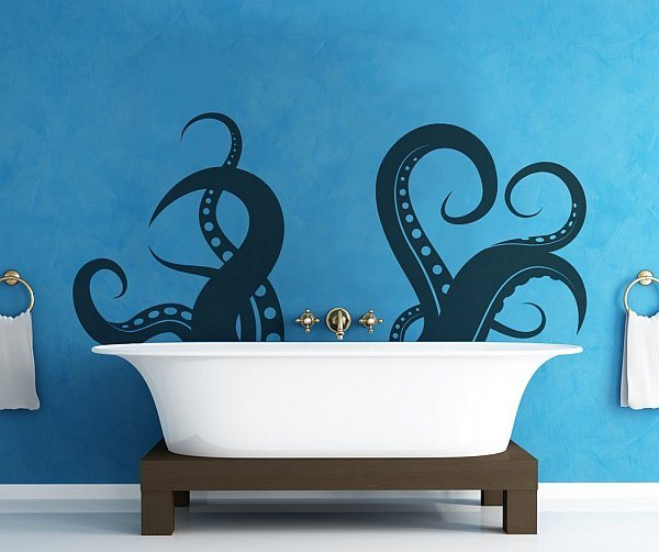DIY Bathroom Remodel: The Kraken Tub