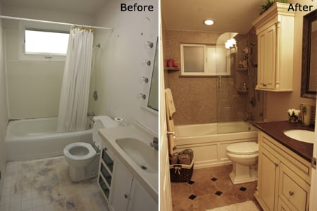The Best Remodeling That Can Be Done For A Bathroom In Winter Changes