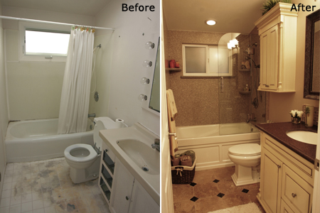 Diy bathroom remodeling ideas for this winter - Renovating a bathroom what to do first ...