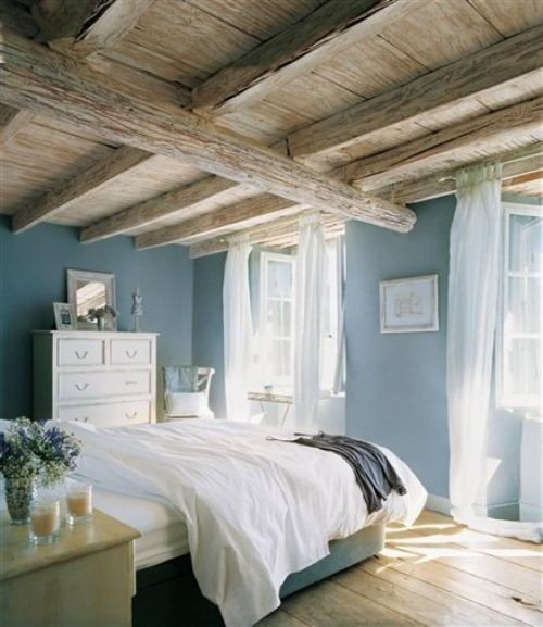 Beach Bedroom DIY Home Decor