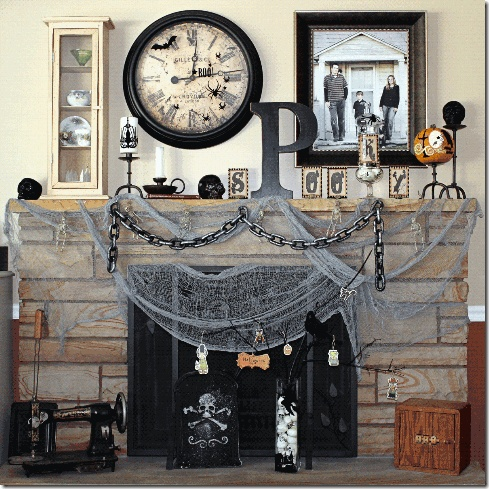 Diy Home Decor For Halloween