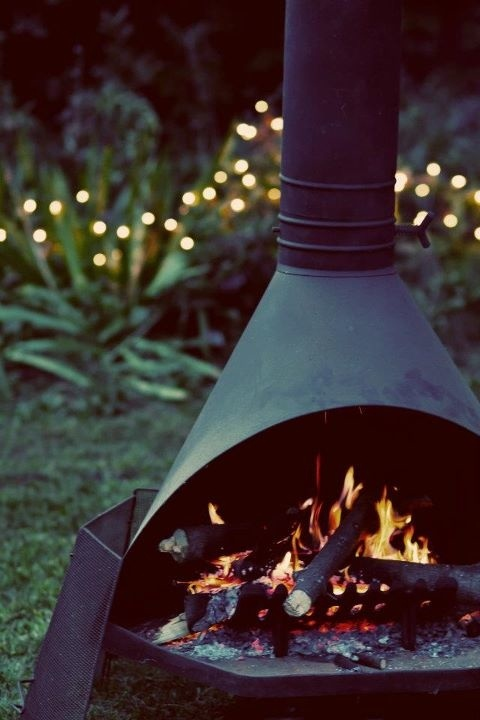 Remarkable Diy Home Improvement Outdoor Fireplace For Year Round Interior Design Ideas Clesiryabchikinfo