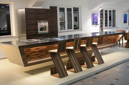 Very Modern Kitchen Design for Your Home Improvement List