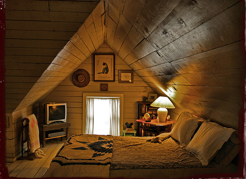 Great Attic Home Improvement