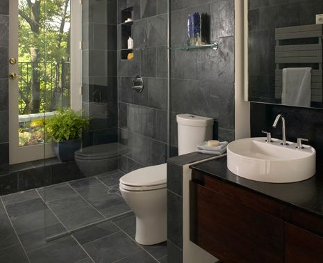 Cool Bathroom Design to Finance with 203k