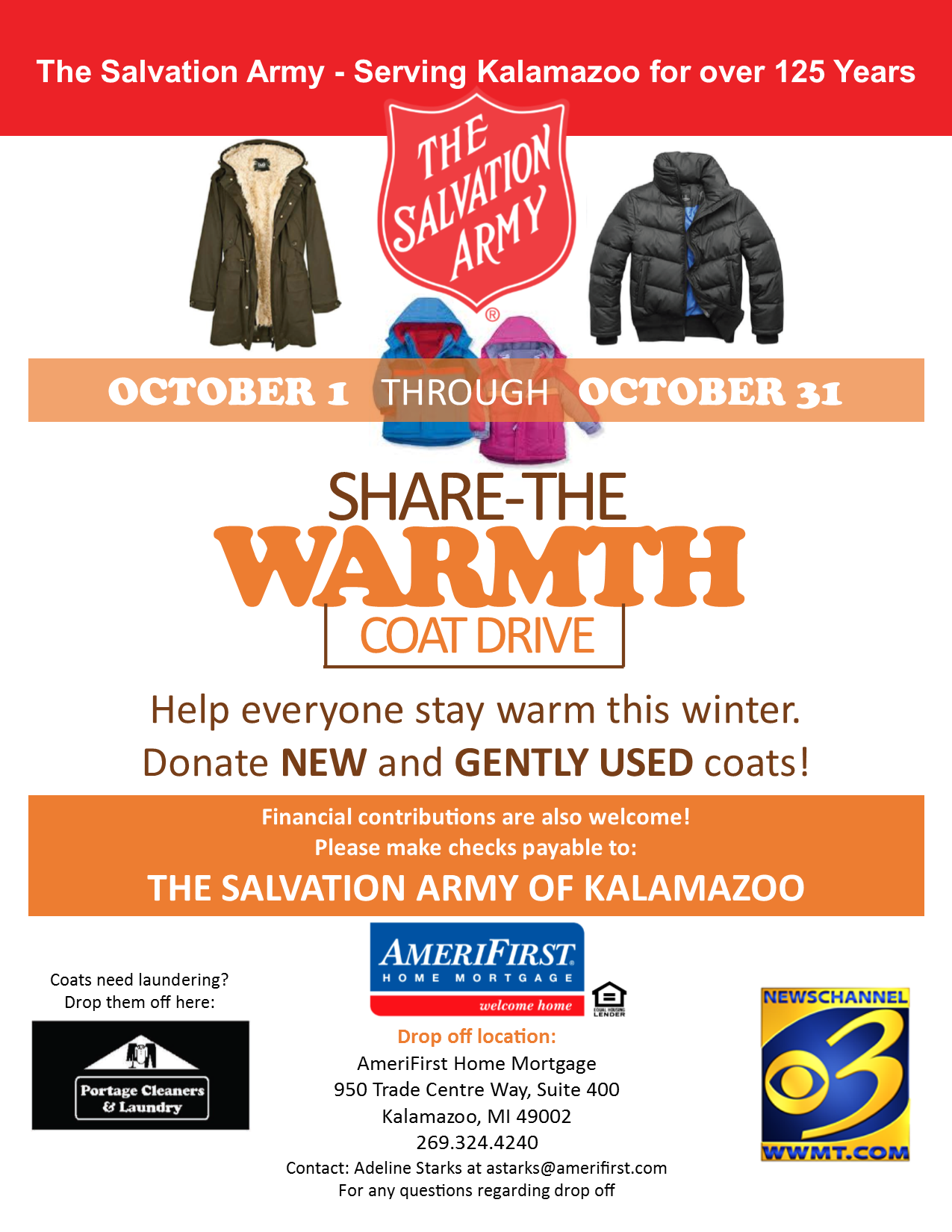 AmeriFirst-Home-Mortgage-Share-the-Warmth-Salvation-Army-Drop-Off
