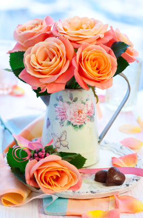 Be Mine On A Dime Valentine 39 S Day Diy Home Decor On A Budget