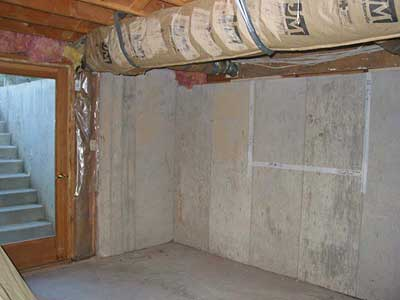 6 easy hacks to make your home more energy efficient for Making a crawl space into a full basement