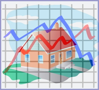 rise and fall housing market Uk house price growth is set to slow by half over the  the uk housing market is slowing  is likely to show its hand as interest rates rise.