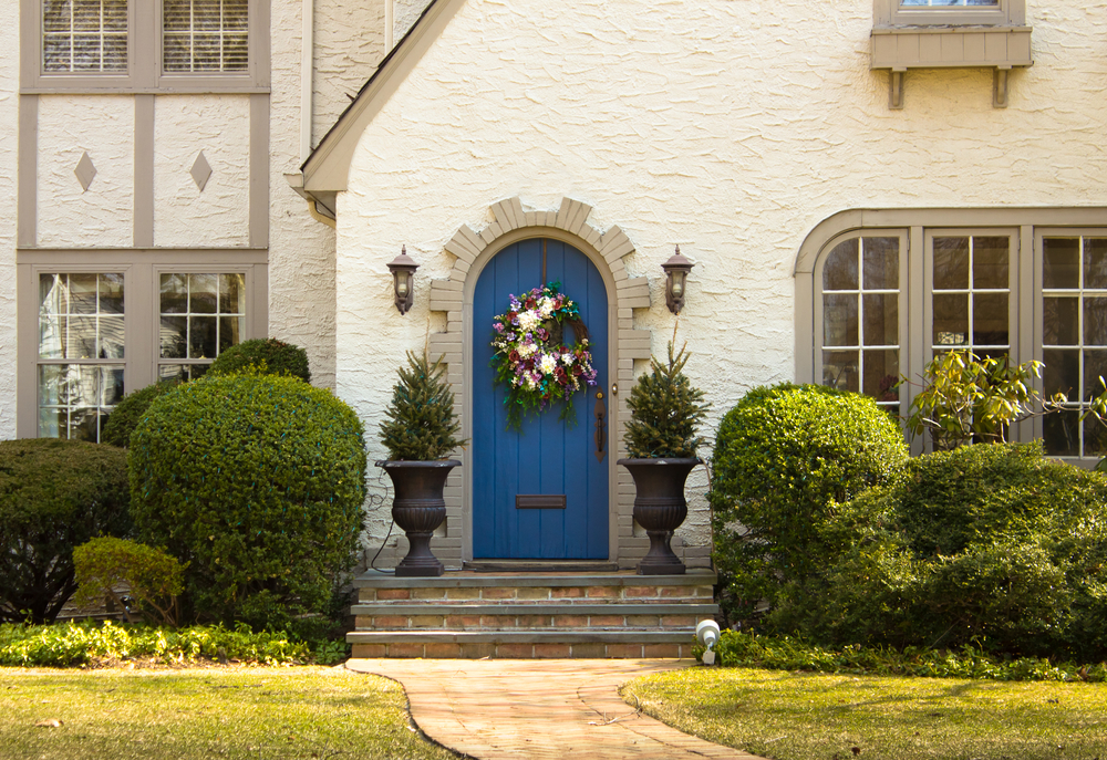 Curb Appeal How Your Front Door Color Can Attract Buyers