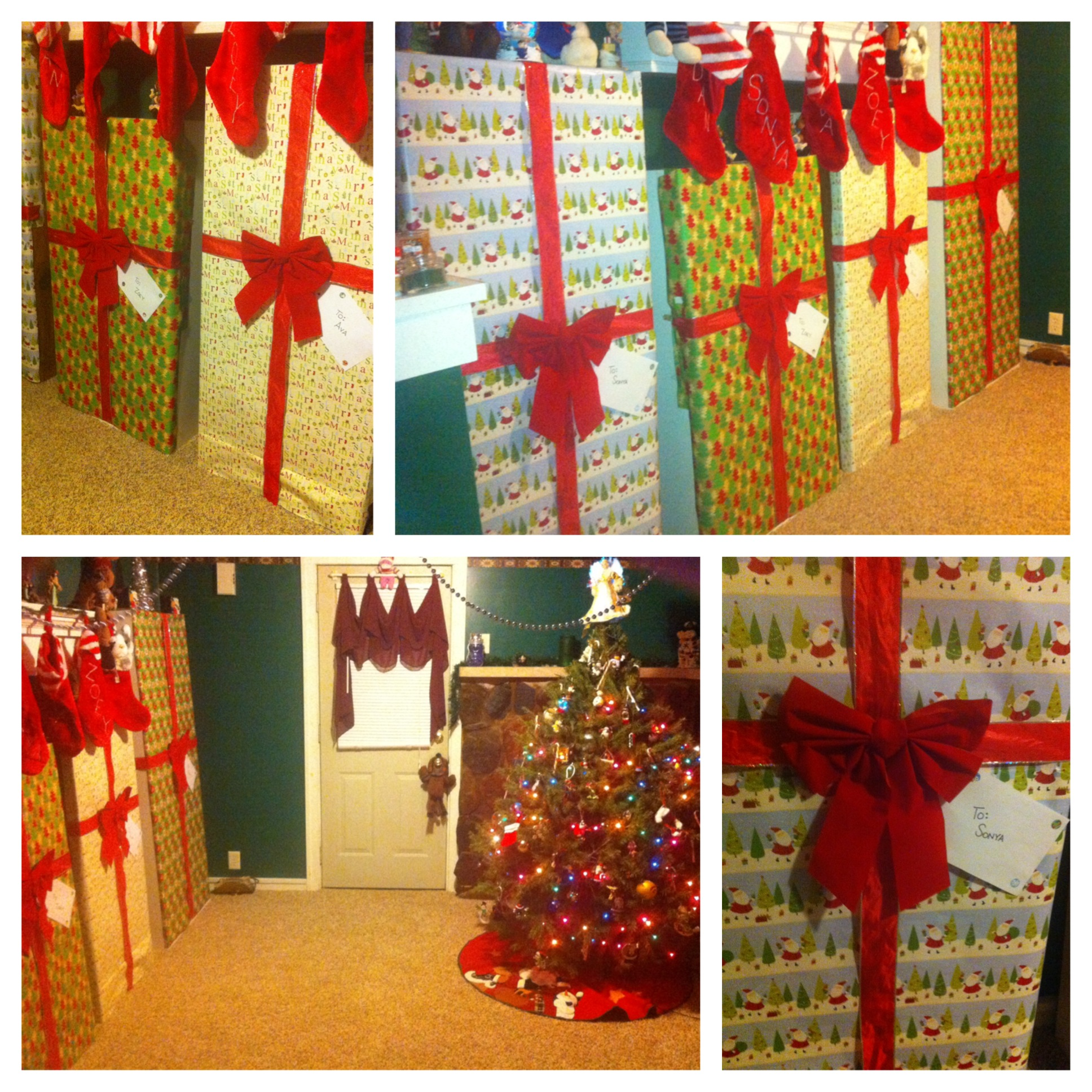 Easy Ways To Decorate Your Room For Christmas Christmas
