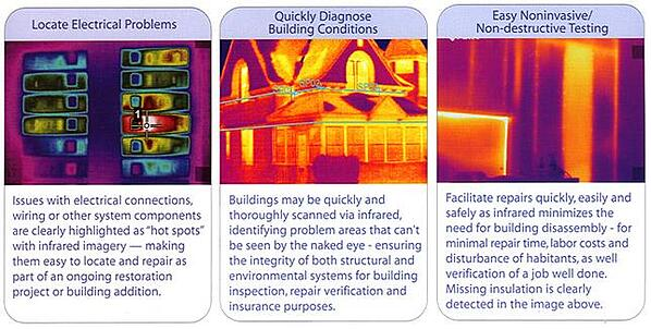 Why Infrared Thermal Imaging Inspections are Great for a First Home 2