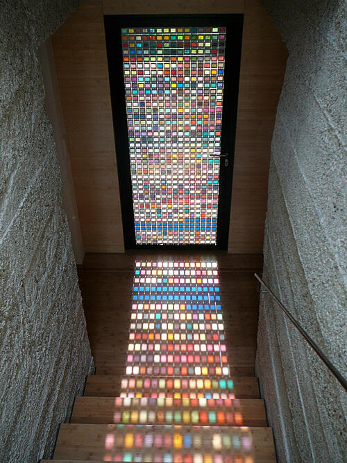 Dream Home Design Ideas for an Amazing House stained glass door