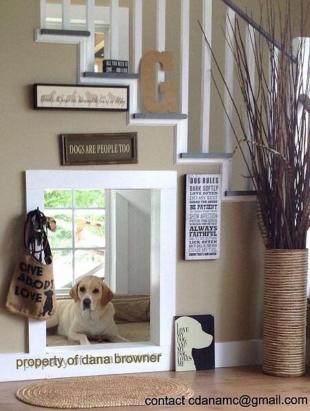Dream Home Design Ideas for an Amazing House doggy room