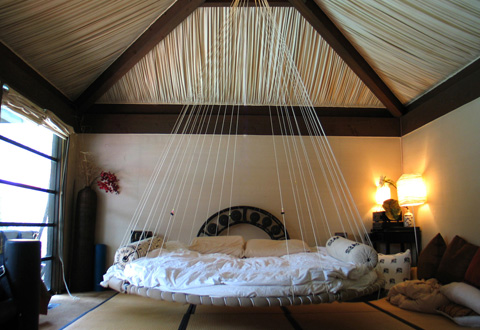 Dream Home Design Ideas for an Amazing House hammock bed