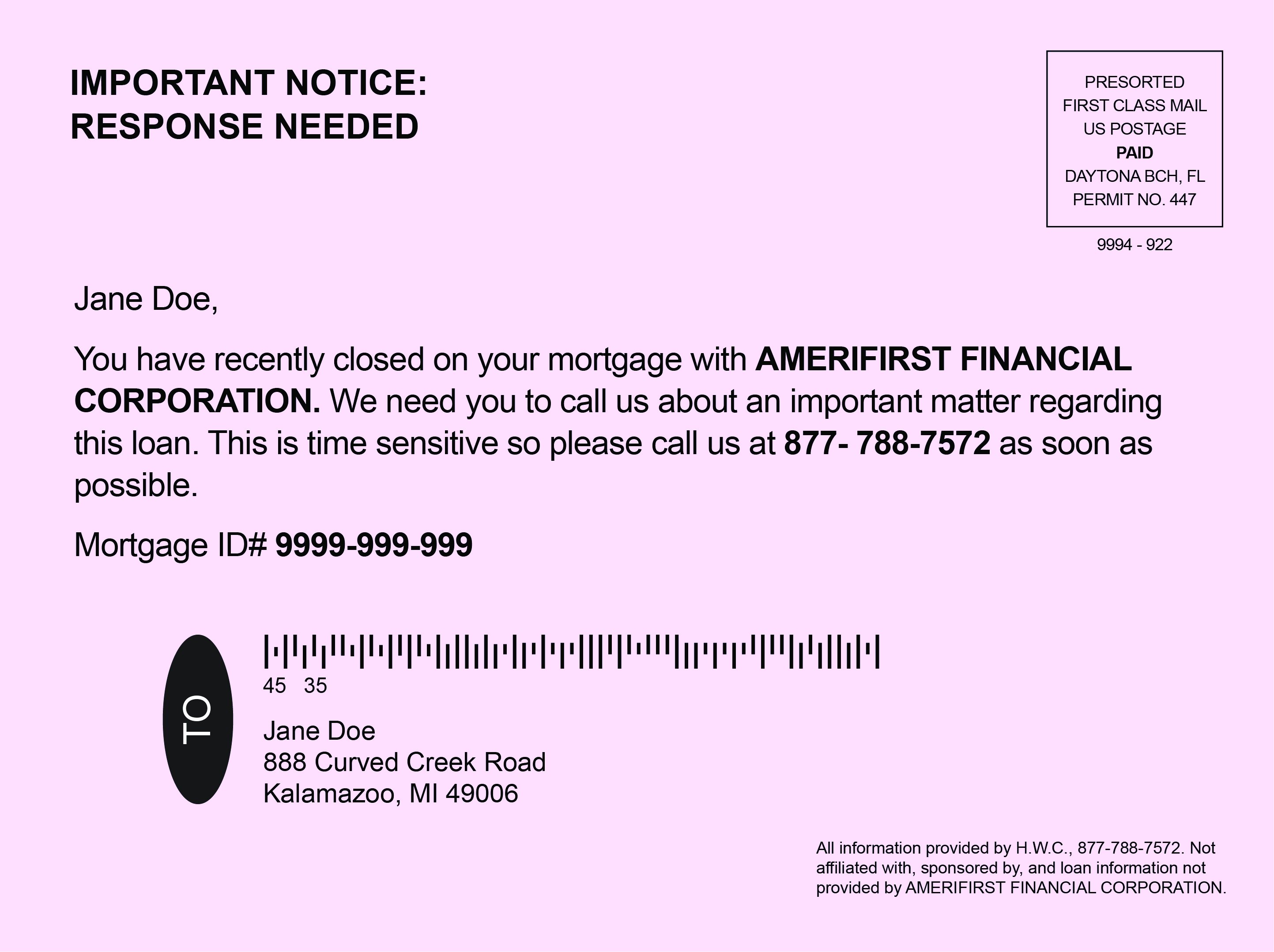 How To Avoid Popular Mortgage Scam