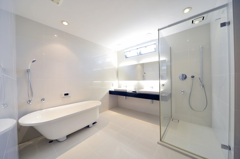With So Many Advantages And Features, Frameless Glass Shower Screens Serve  To Be A Worthy Investment. Research About The Dealers Who Can Install These  And ...