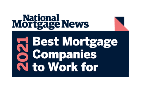 Best Mortgage Company 2021