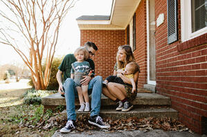 Family_On_Front_Step