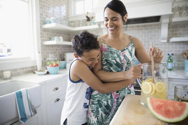 GettyImages-mom and son