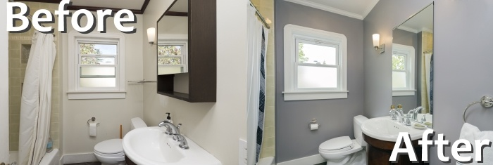Beau 5 Tips For An Easy Bathroom Update